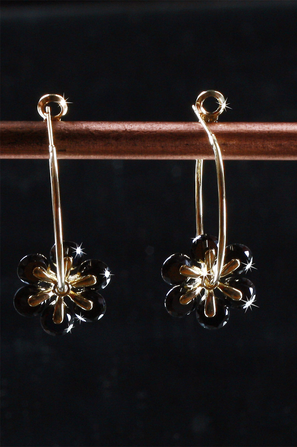 eDressit New Brightly Flower Shape earring (11090400)