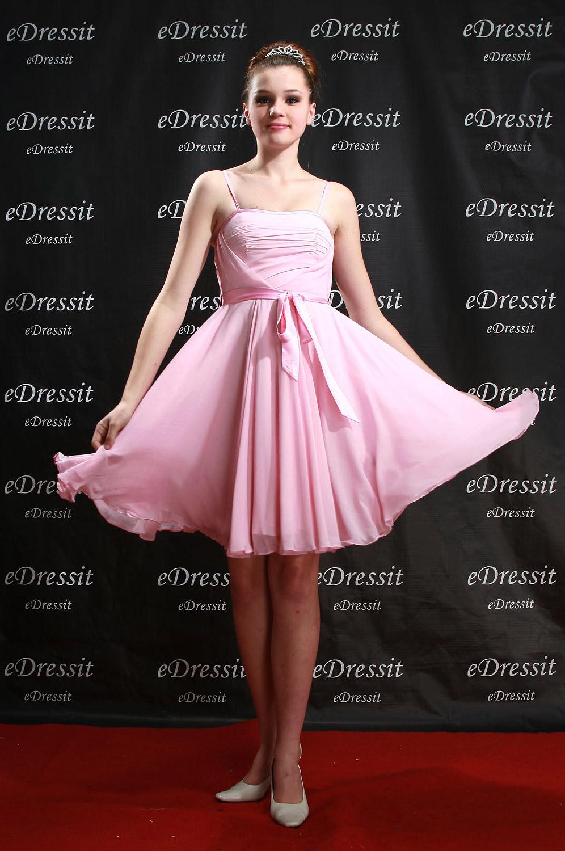 eDressit Pink Cocktail/Ball/Bridresmaids Dress (04660101)