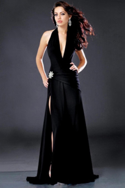 eDressit Angelina Jolie Abendkleid Ballkleid Prom (00775800)