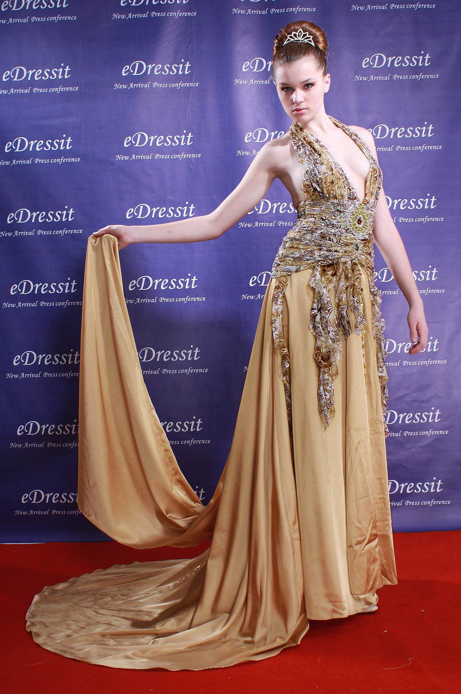 eDressit Sexy Luxuriöses Abendkleid (00770303)