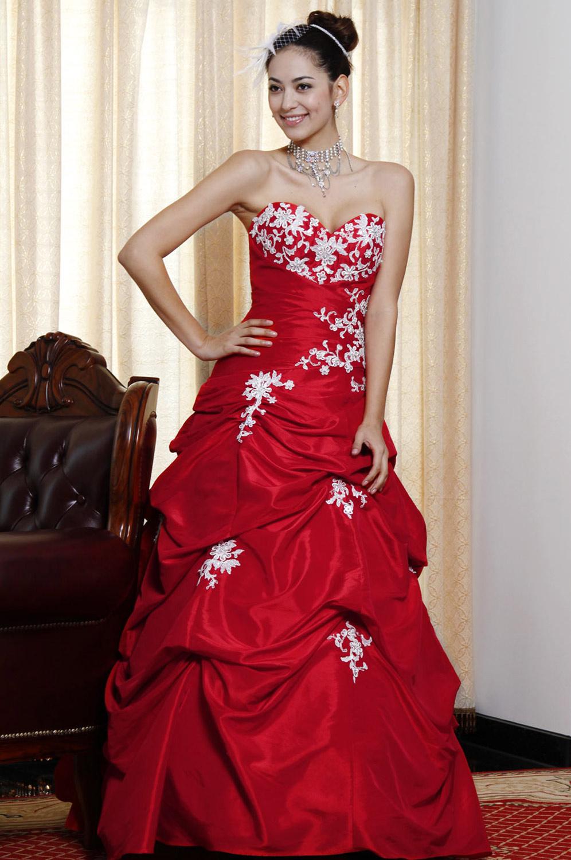 eDressit neues Artikel Klassisch Rot Schule /erwachsene Zeremonie/Ball Gown (28090302)