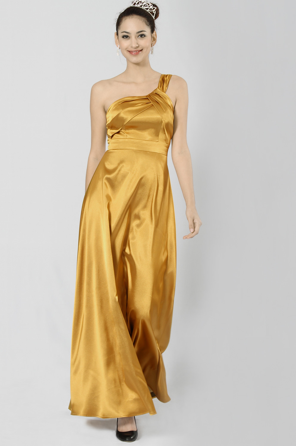eDressit Elegant Single Shoulder Evening Dress (00102103)
