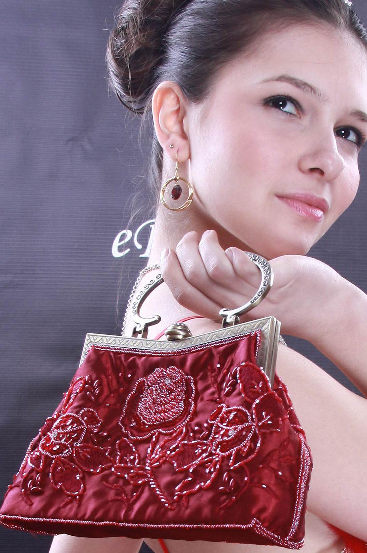 eDressit Negro Maletín de Mujer Bolsa Vistosa (08091217)