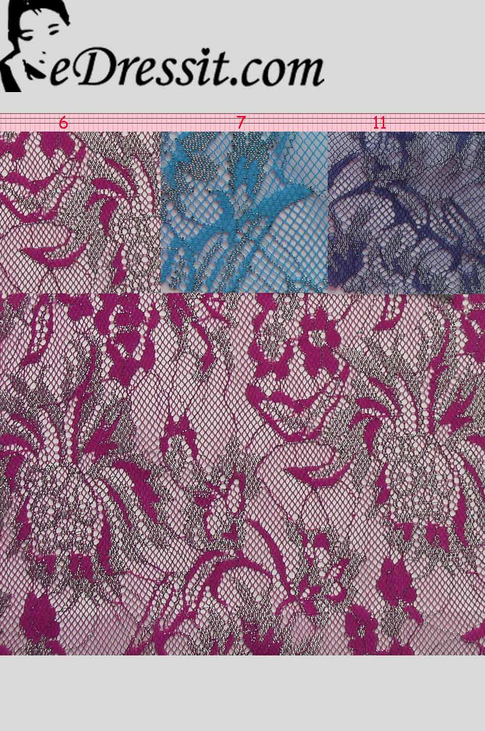 eDressit Lace Fabric (SY-6)