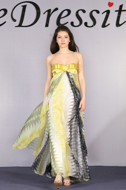 eDressit trägerlos Bowknot Elegant AbendKleid (00096003)