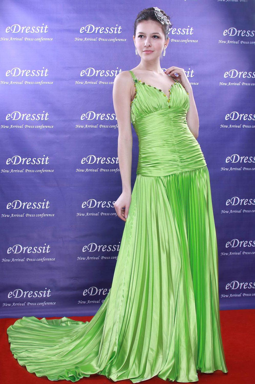eDressit Green Sexy Ball Prom Gown Evening Dress (00775304)