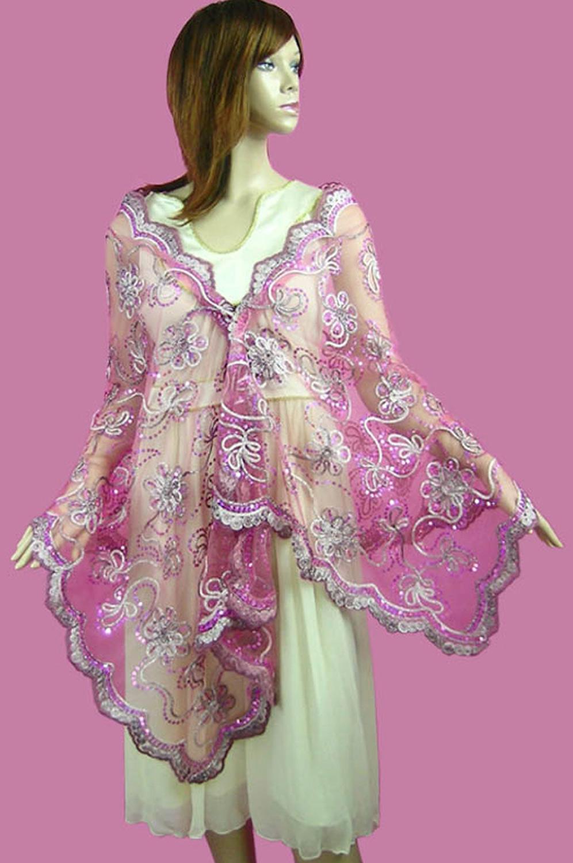 eDressit Pink Shawl/Wrap/Bolero (14210201)