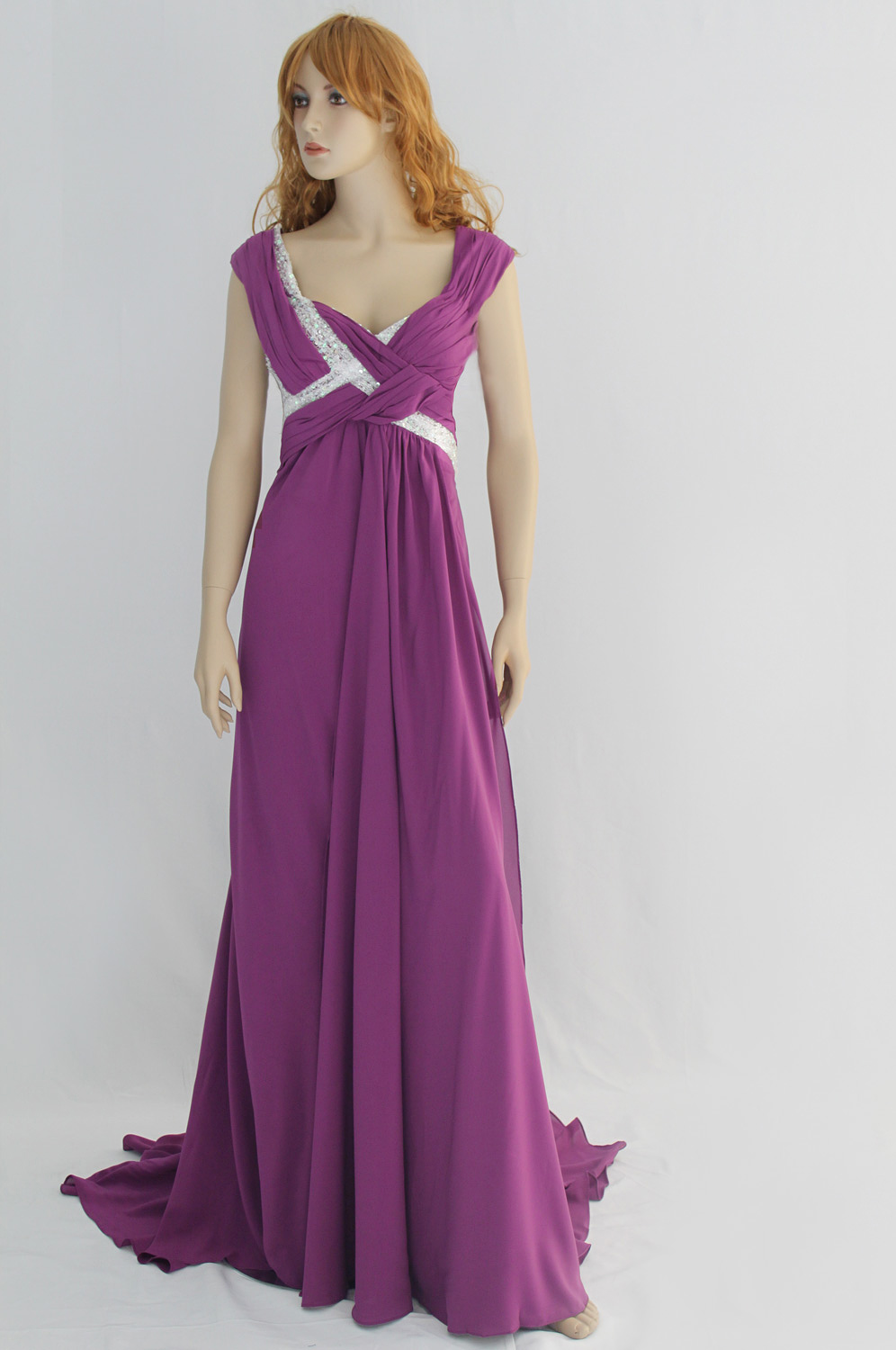 On sale !! eDressit purple Prom Gown Evening Dress (00090146e)