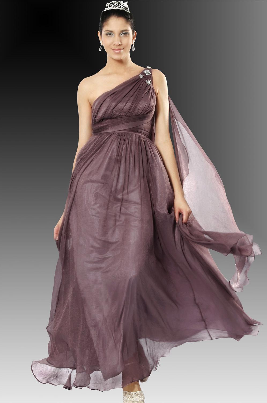 eDressit Elegant Single Shoulder Evening Dress (00098306)