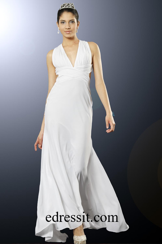 eDressit Taraji P. Henson платье открытая спина с  v-декольте (00100307)