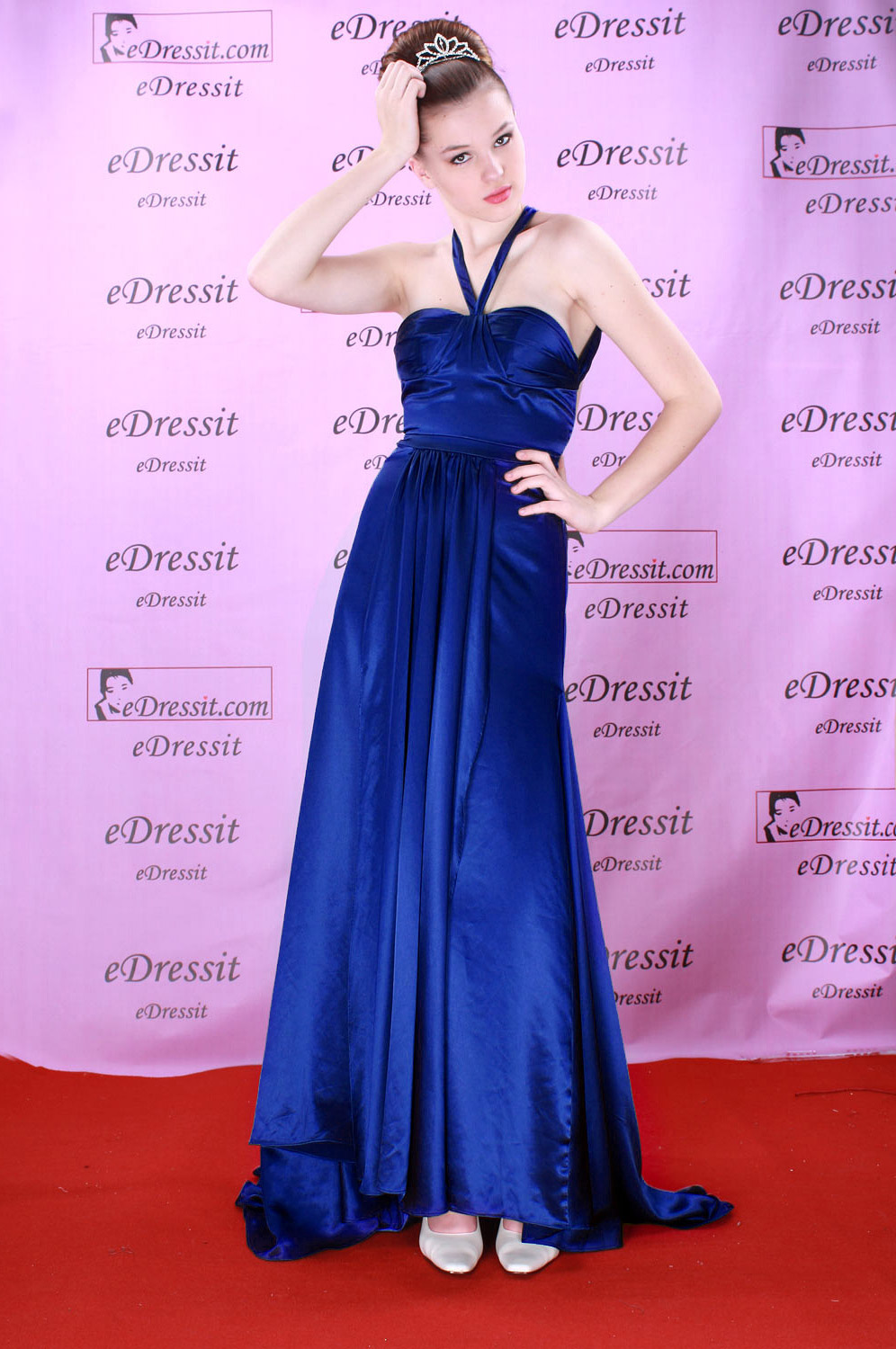 On sale !! eDressit dark blue Prom Gown Evening Dress (00880705C)