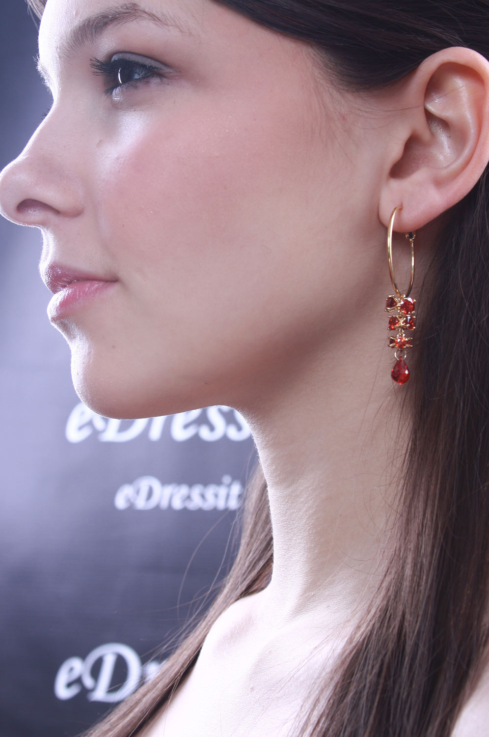 eDressit New Red Brightly  Earring (11090202)