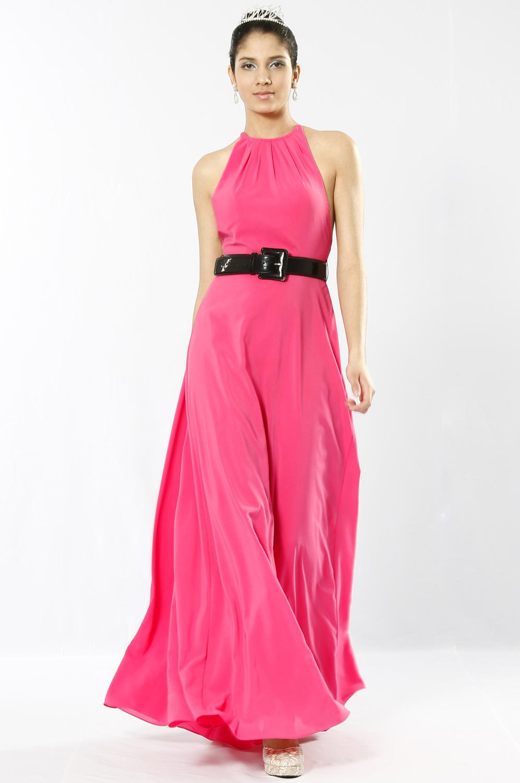eDressit Jessica Biel Halter Evening Dress (00101701)