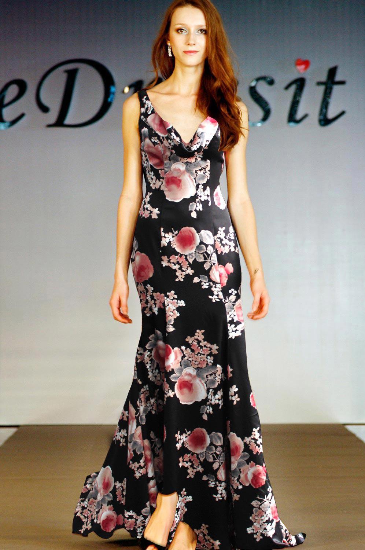 eDressit V-escote Vestido Largo de Fiesta (00095700)