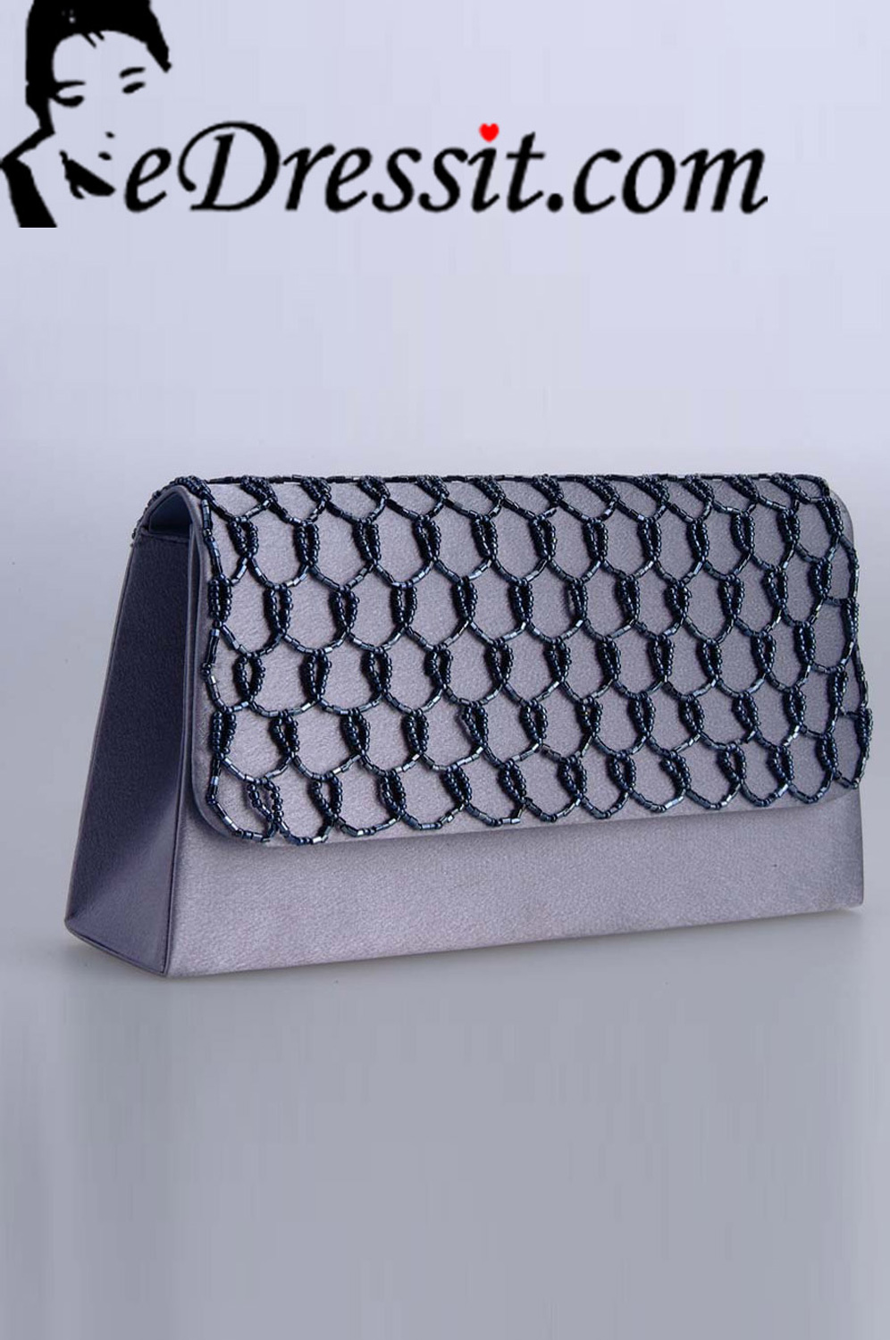 eDressit Women's Grey Bag/Purse (08140908)