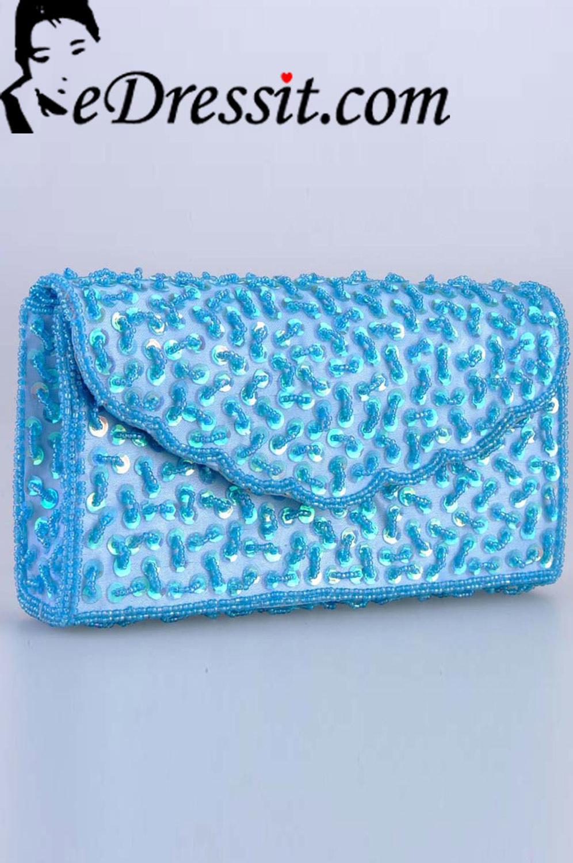 eDressit Women's Blue Bag/purse (08140105)