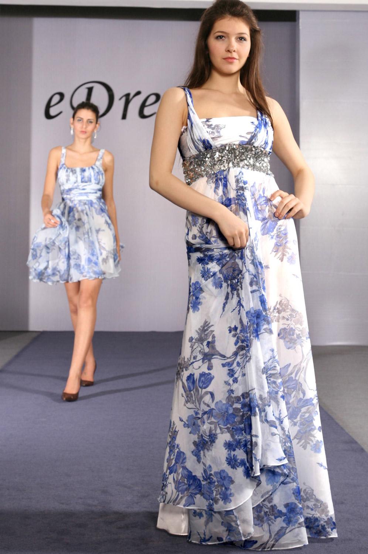 eDressit элегантное цветочное вечернее платье (00091568)