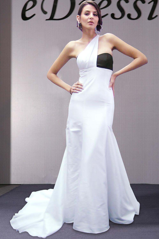 eDressit Ivanka Trump one shoulder  Ball/Party Dress (00094007)
