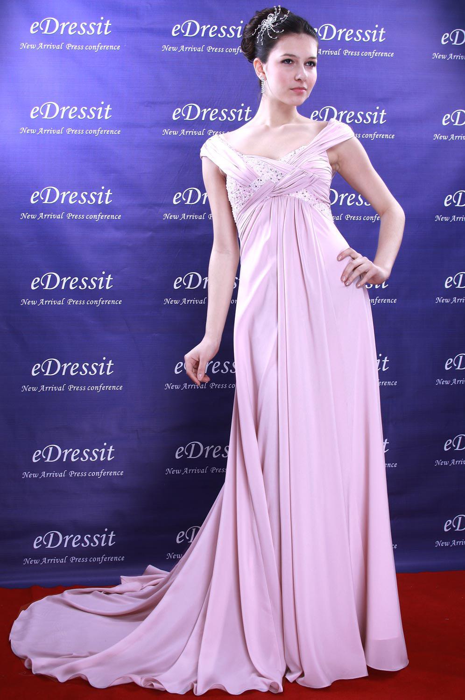 eDressit Diane Kruger Robe de soirée avec Perles (00090146)