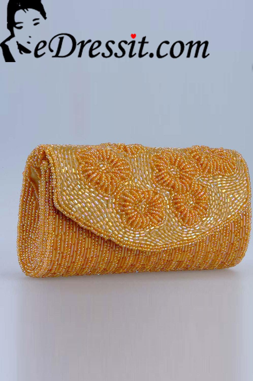 edressit sac à main orange (0814429)