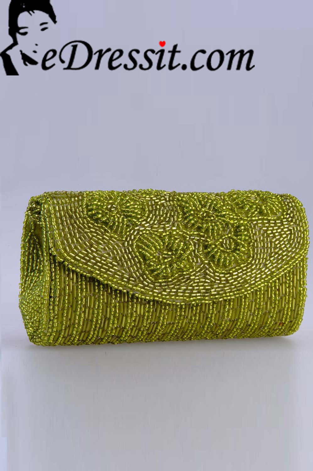 eDressit Women's Green Bag/purse (08140204)