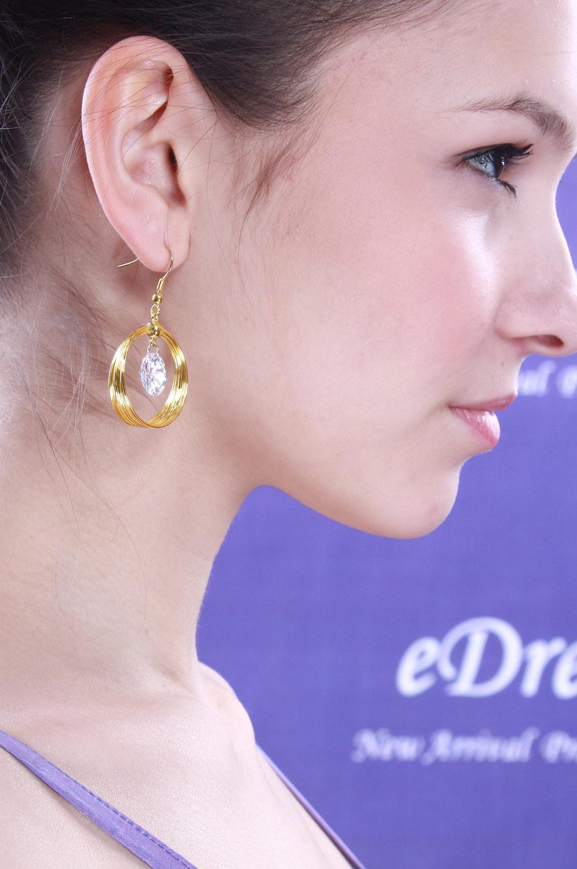 eDressit Boucles de oreilles (11090307)