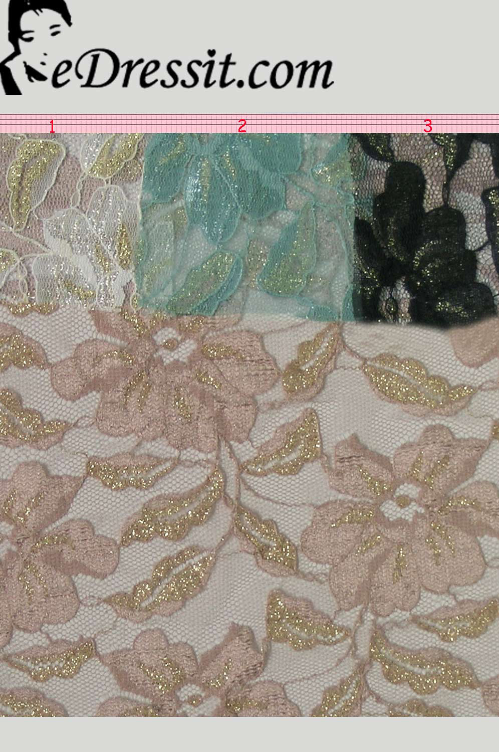 eDressit Lace Fabric (SY-4)