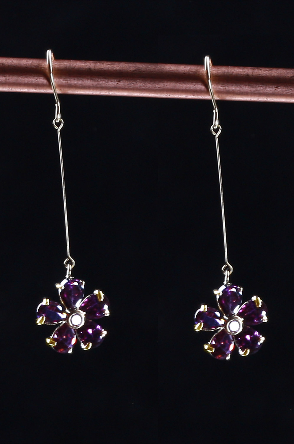 eDressit Chic Purple Earring (11090906)