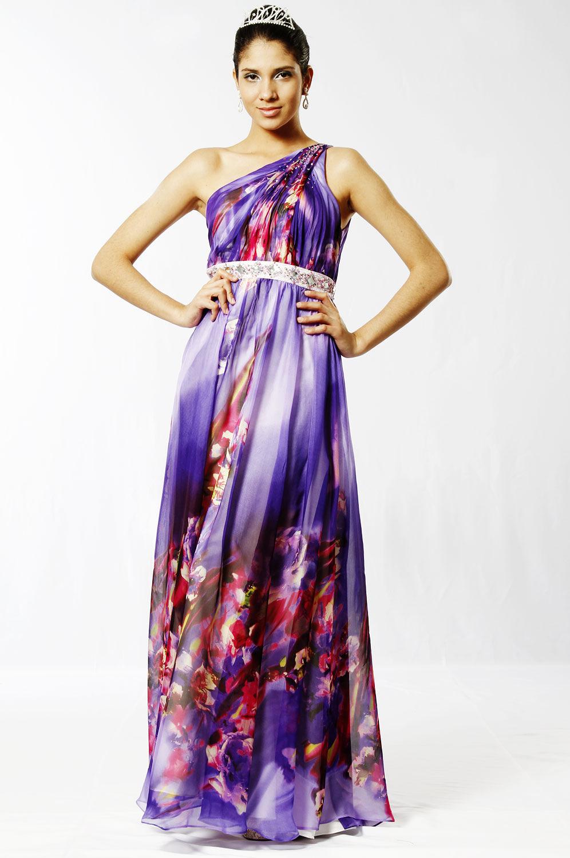 eDressit 100% Real Silk Fabulous One Shoulder Evening Dress (00094468)
