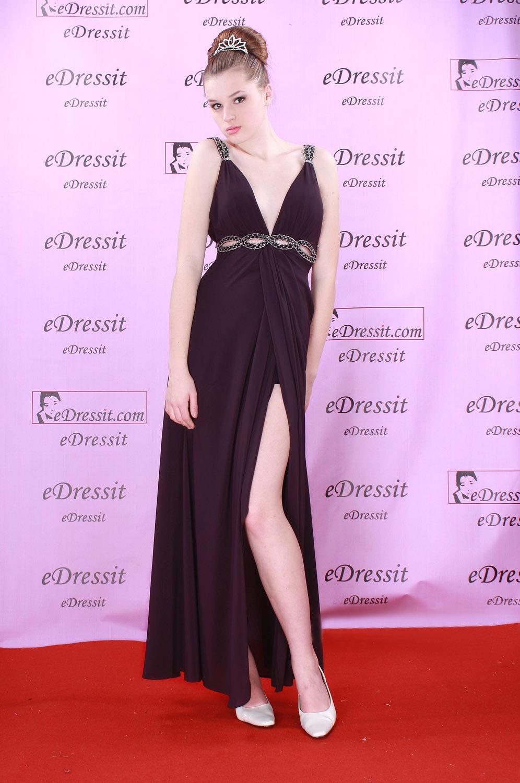 eDressit Sexy V-Cut Ball Prom Gown/Evening Dress (00083806)