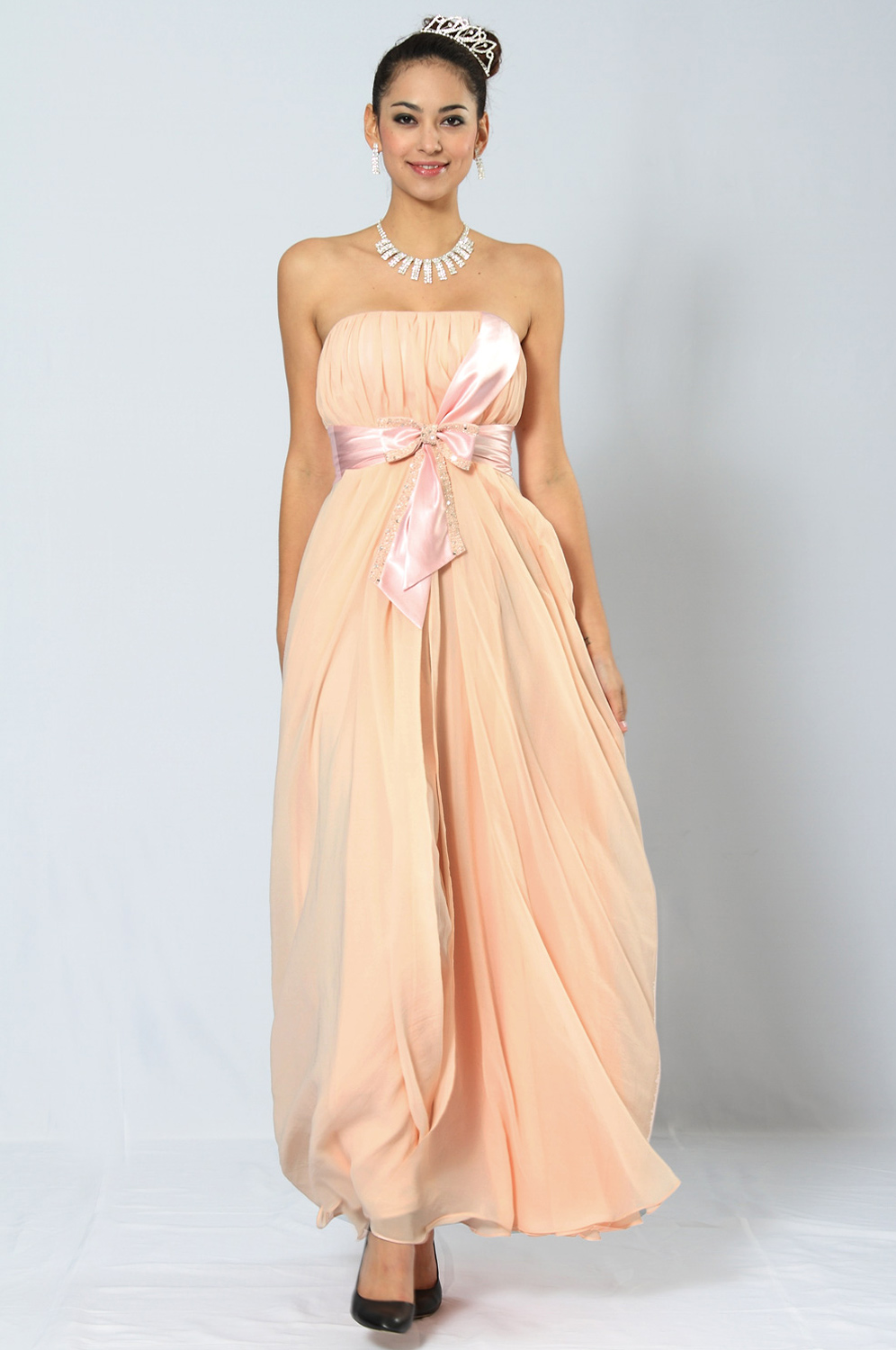 eDressit Amazing Light Pink Evening Bridemaids Dress (00102501)