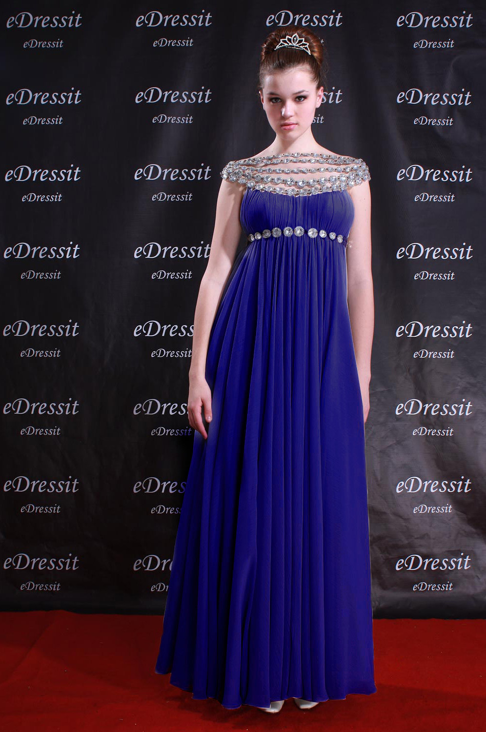 On sale !! eDressit dark blue Prom Gown Evening Dress (00777335f)
