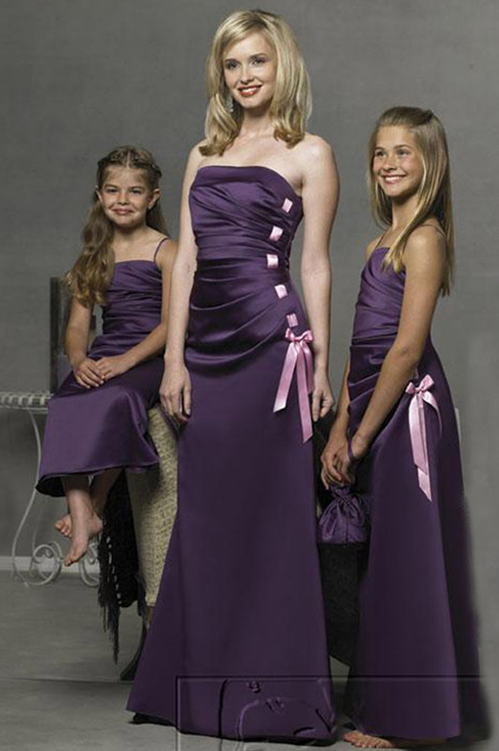 eDressit Strapless Bridesmaid Dress (07880406)