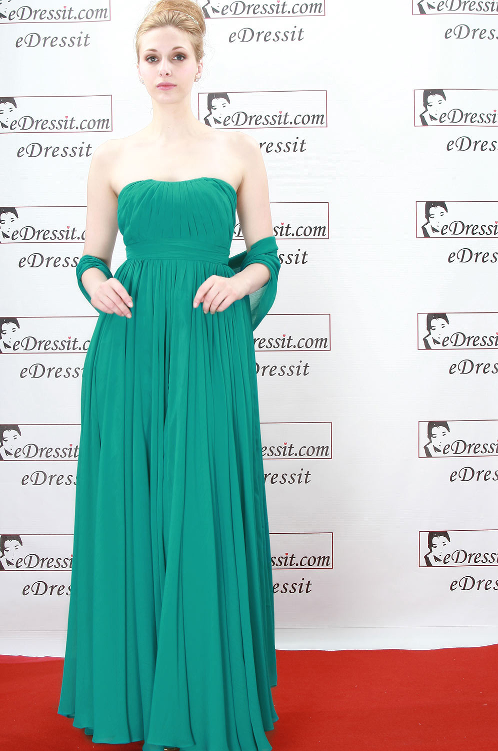 eDressit Angelina Jolie Green Celebrity Party Evening Dress (00777904)