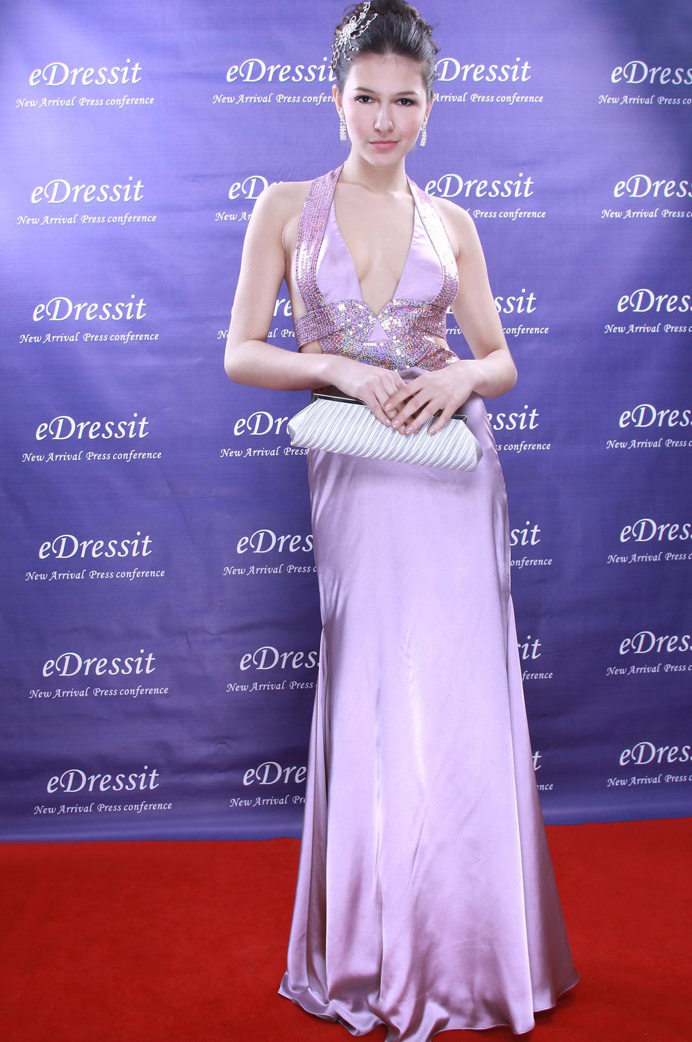 eDressit Chic Gisele Bundchen Ball Prom Gown Evening Dress (00090346)