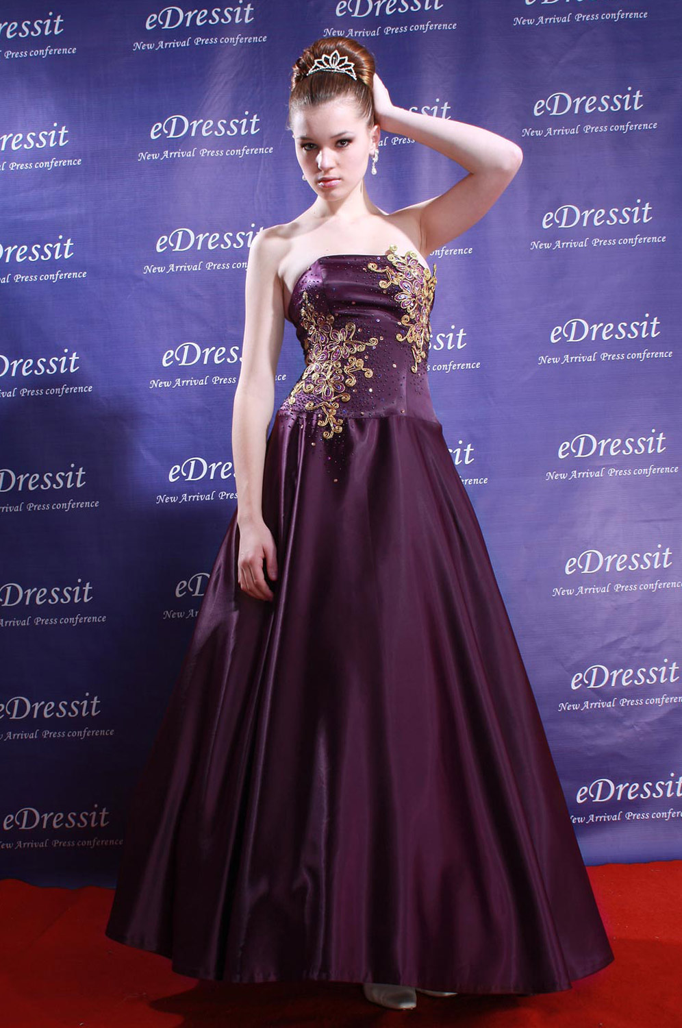 eDressit Party Ball Gown Evening Wedding Dress (01772606)