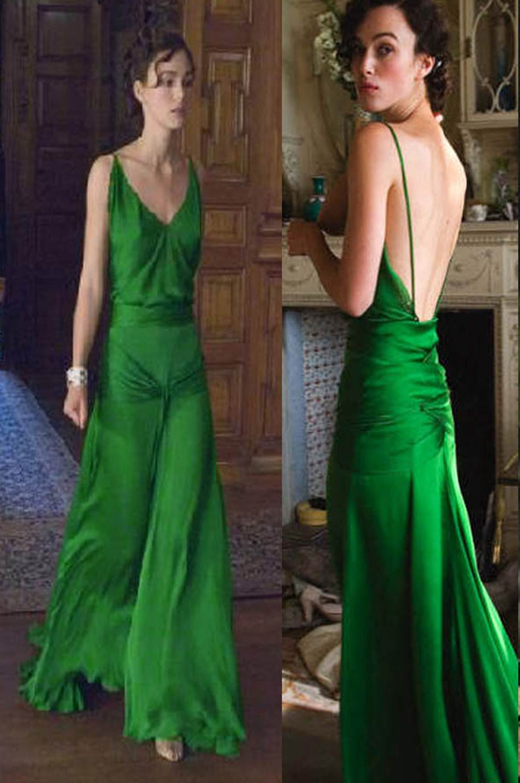 Atonement green dress buy