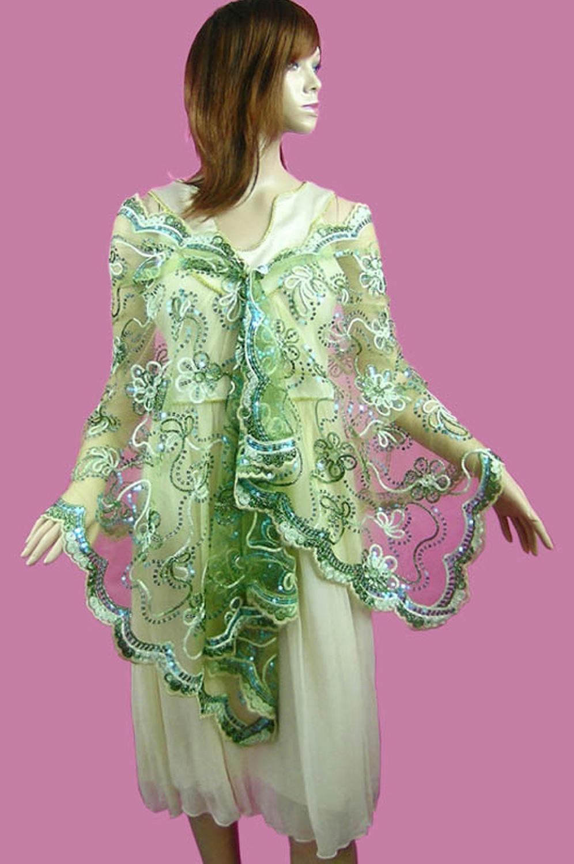 eDressit Green Shawl/Wrap/Bolero (14210204)