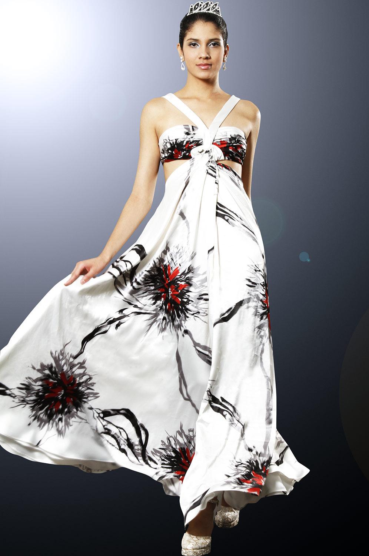 eDressit Elegant Halter Evening Dress (00097907)