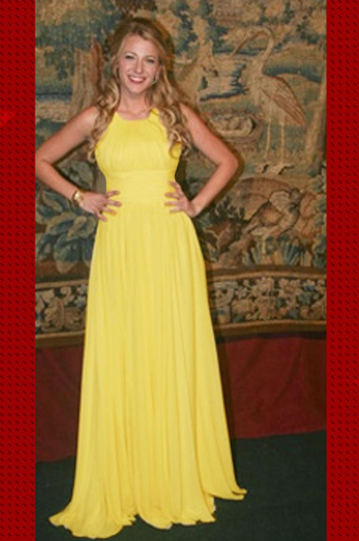 eDresssit Blake Lively Prom/Ball/Gown/Evening dress (00081403x)