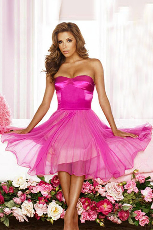 eDressit Eva Longoria Parker Cocktail Bridesmaid Evening Dress (04772312)