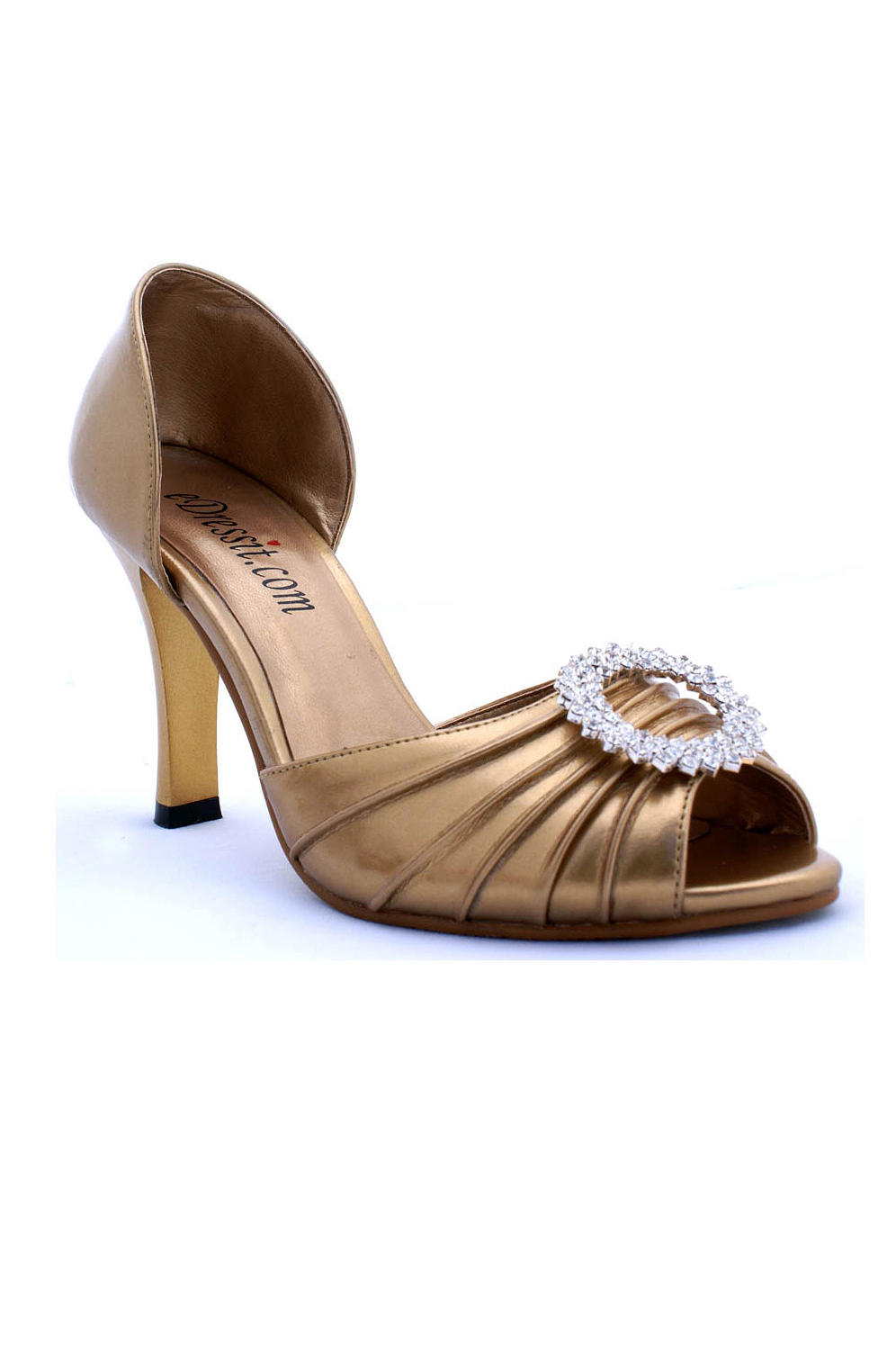 edressit chaussures or (09770324)