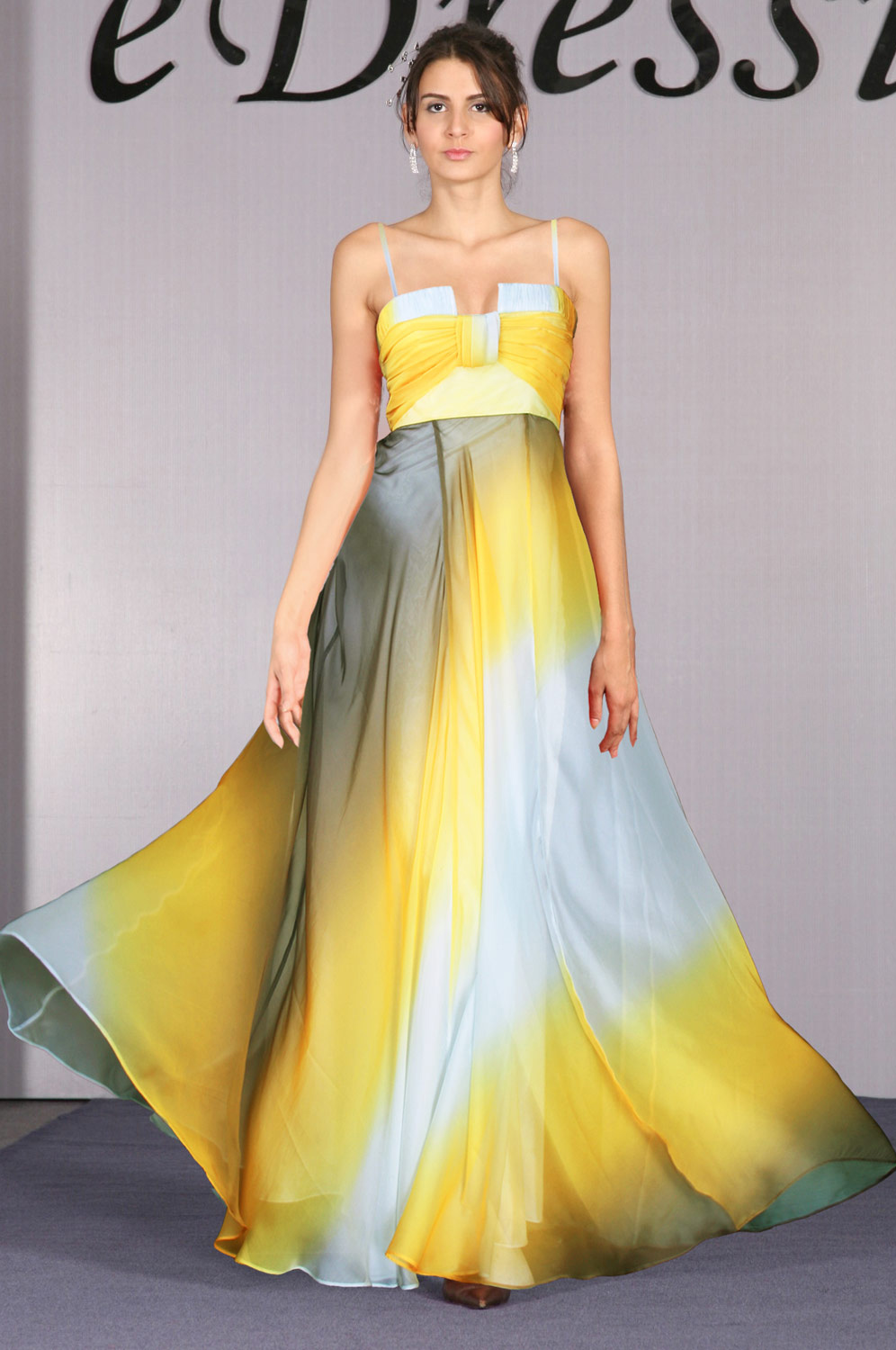 eDressit Gradient Elegant Evening Dress (00096956)