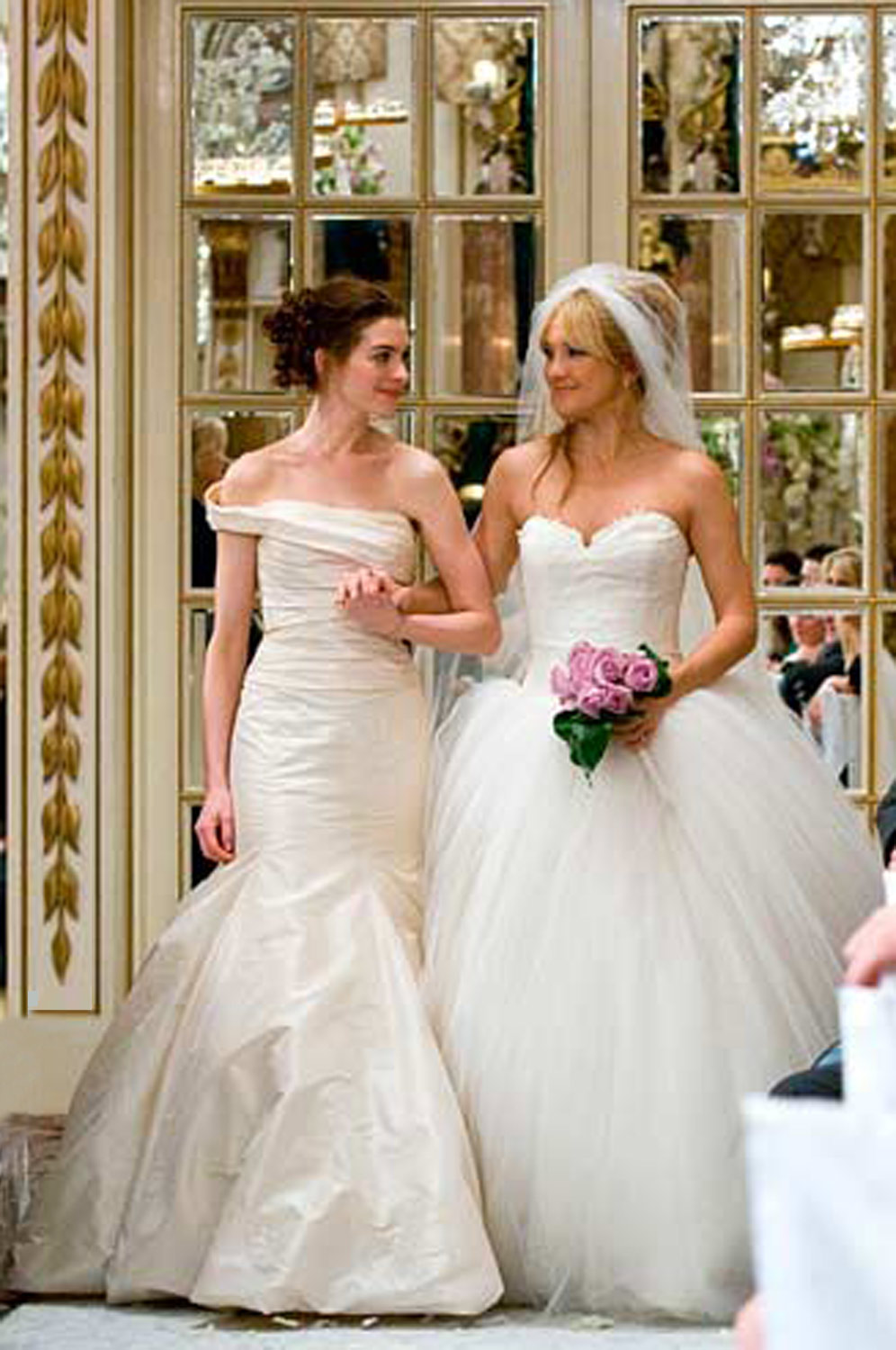 Anne Hathaway Wedding.Edressit New Anne Hathaway Wedding Gown 01110507a