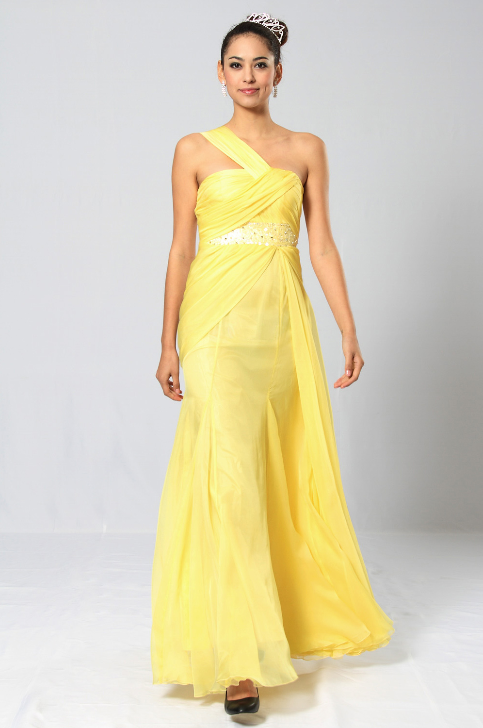 On sale !! eDressit Celebrity Sexy yellow  Prom Gown Evening Dress (00091203g)