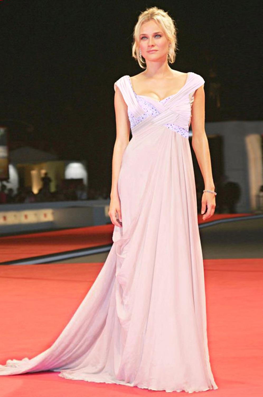 eDressit Diane Kruger robe noblee de soirée/bal (00090146x)