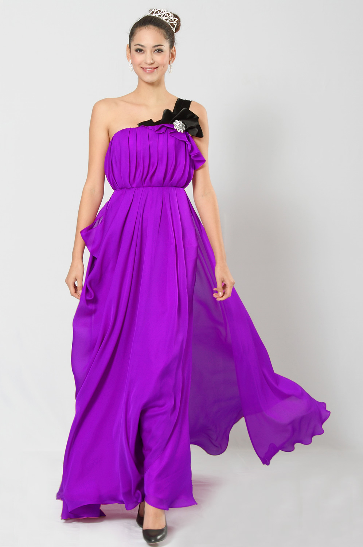 eDressit Hot Estilo Violeto Vestido de Fiesta (00101906)