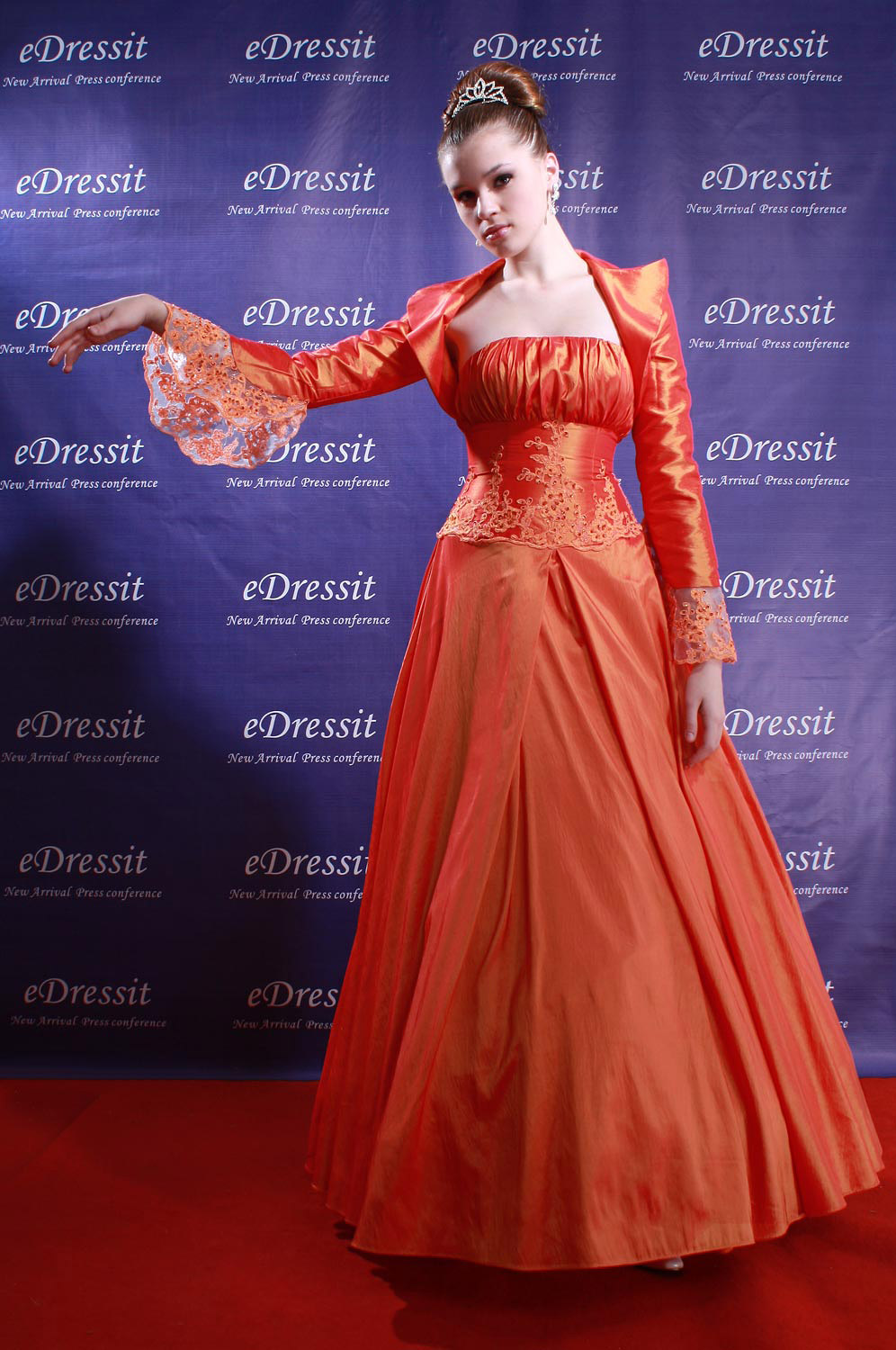 eDressit Sexy Prom Gown Evening Dress (01080910)