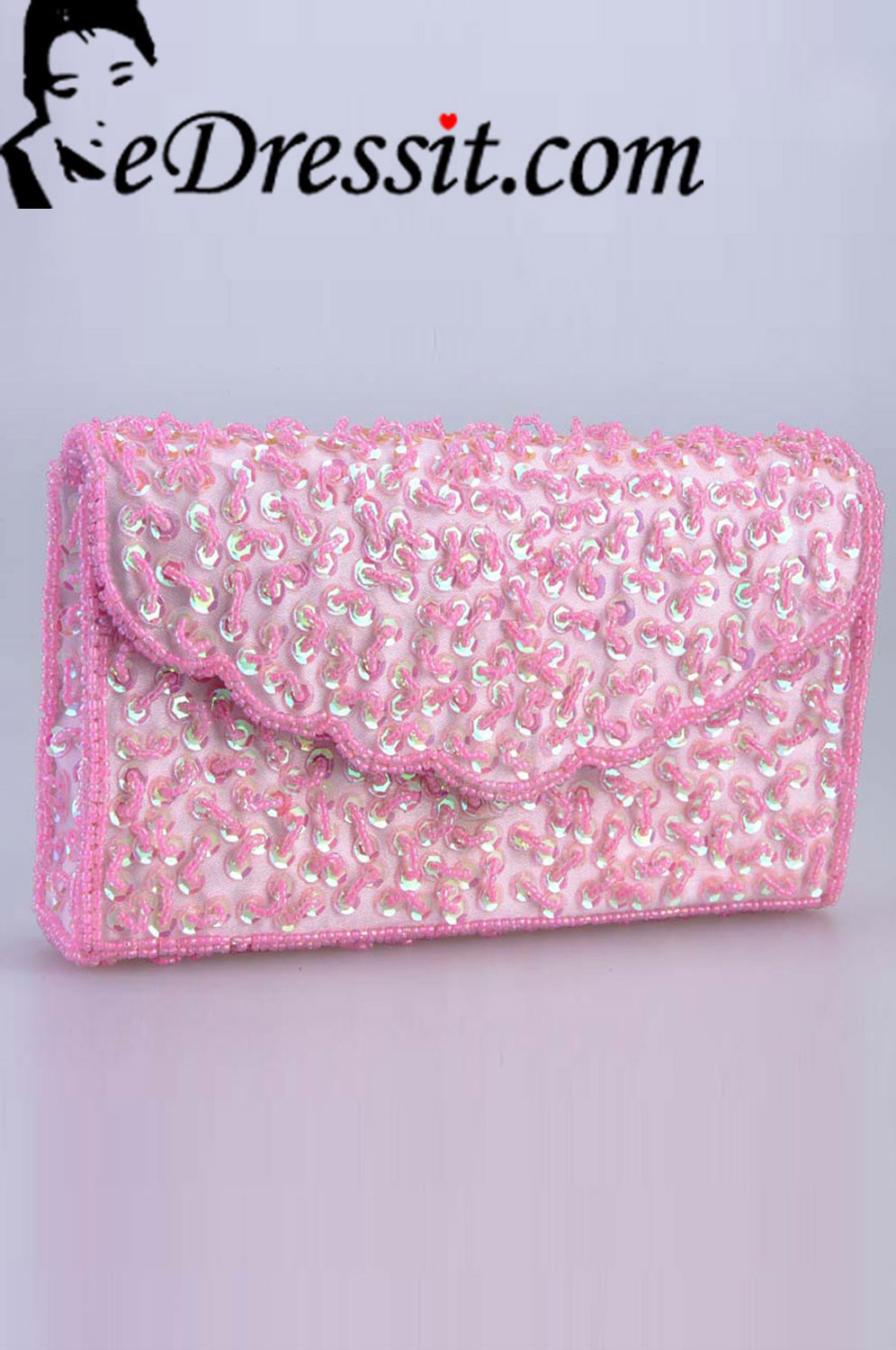 eDressit Women's Pink Bag/Purse (08140101)