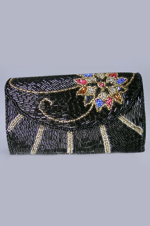 eDressit Women's Black Bag/Purse (08141100)